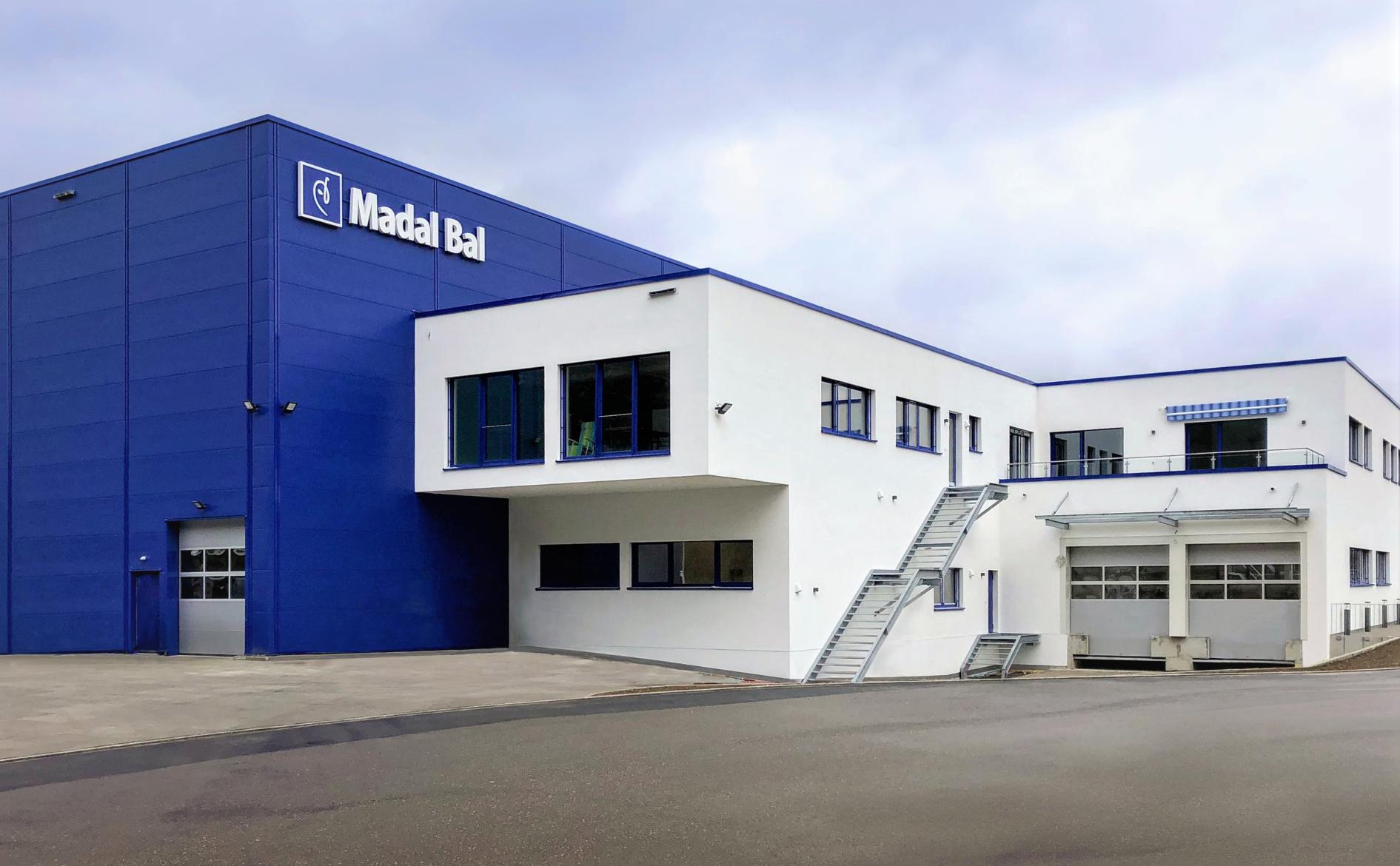 Neubau Lagerhalle mit Annexbau | Fisibach AG – Ungerer AG